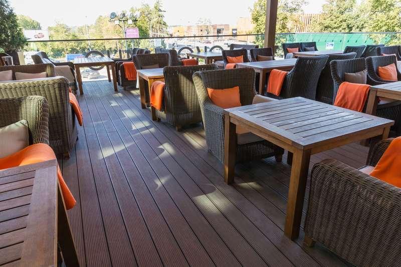Ресторан Бокочино, Twinson, цвет 502