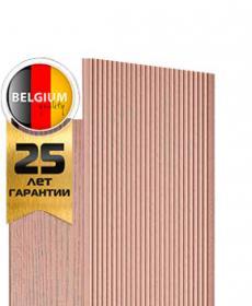 Террасная доска дпк полнотелая TWINSON MASSIVE PRO 9369 (Бельгия) цвет 0288 глина
