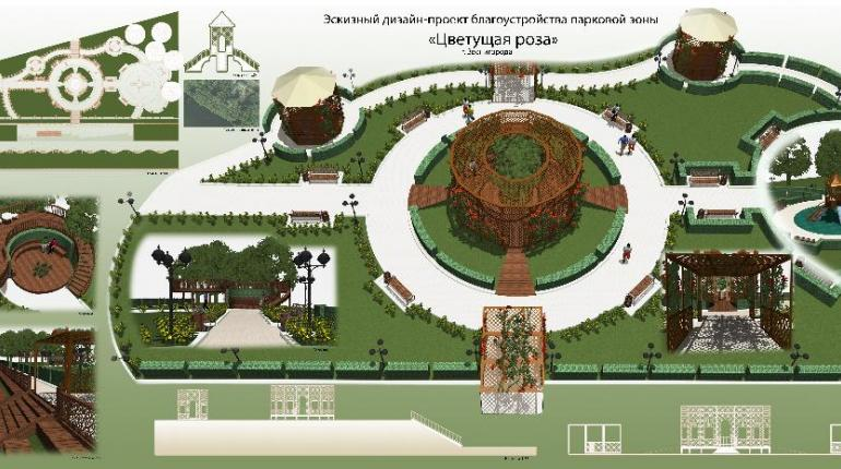 Благоустройство прибрежной зоны г. Звенигород