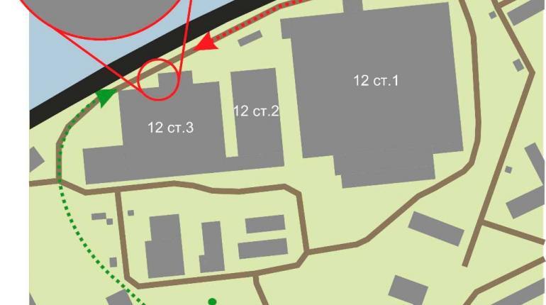 Новый адрес центрального офиса ГК «Террадек»